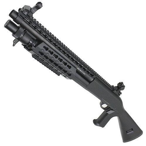 CYMA CM365 Benelli M3 Spring Powered Shotgun Black