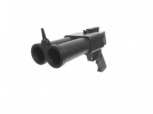 Flintlock Workshop 40MM Double Barrel Gas Grenade Launcher