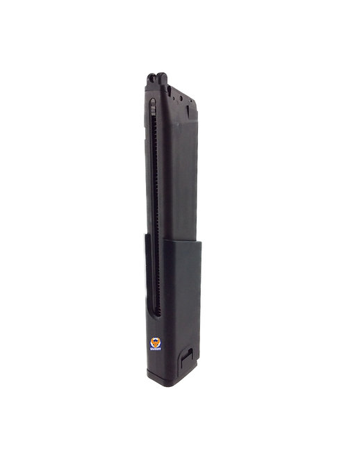 KWA 49 rounds Gas Magazine for KRISS Vector SMG GBB BK without Marking