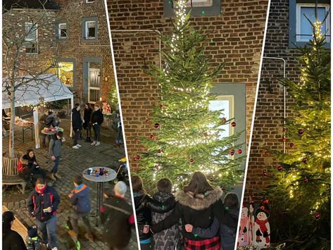 Weihnachtsmarkt am Königshof