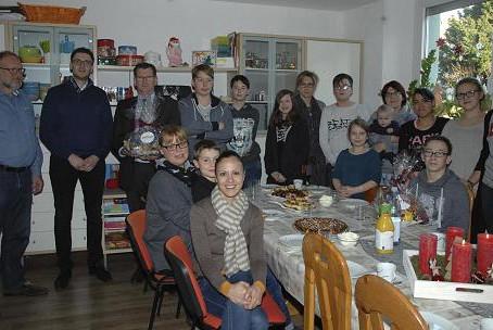 EGN beschert Jugendhilfeeinrichtung Königshof in Jülich