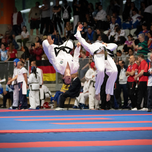 NZ's Pre-Arranged Sparring Vice World Champions