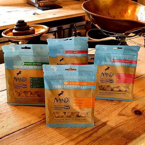 Nandi Freeze Dried Treats