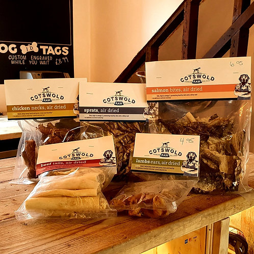 Cotswold RAW Dried Treats