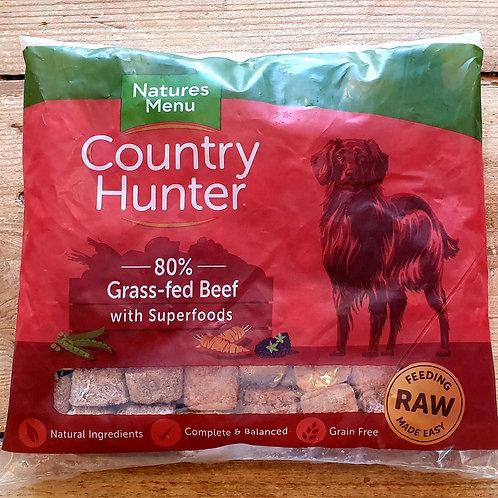 Natures Menu Country Hunter 1kg nuggets