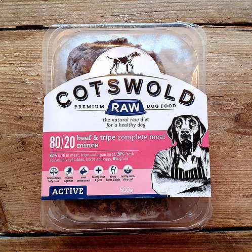 Cotswold RAW - 80/20