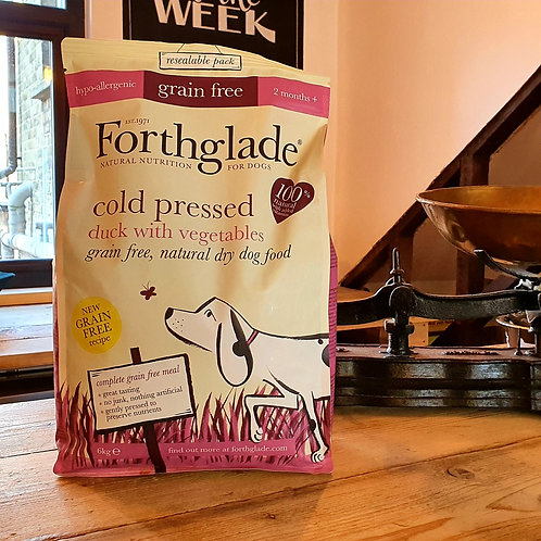 Forthglade - Cold Press
