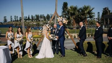 Kiama Wedding by John Clarke Celebrant.j