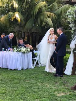 Marriage by John Clarke Celebrant