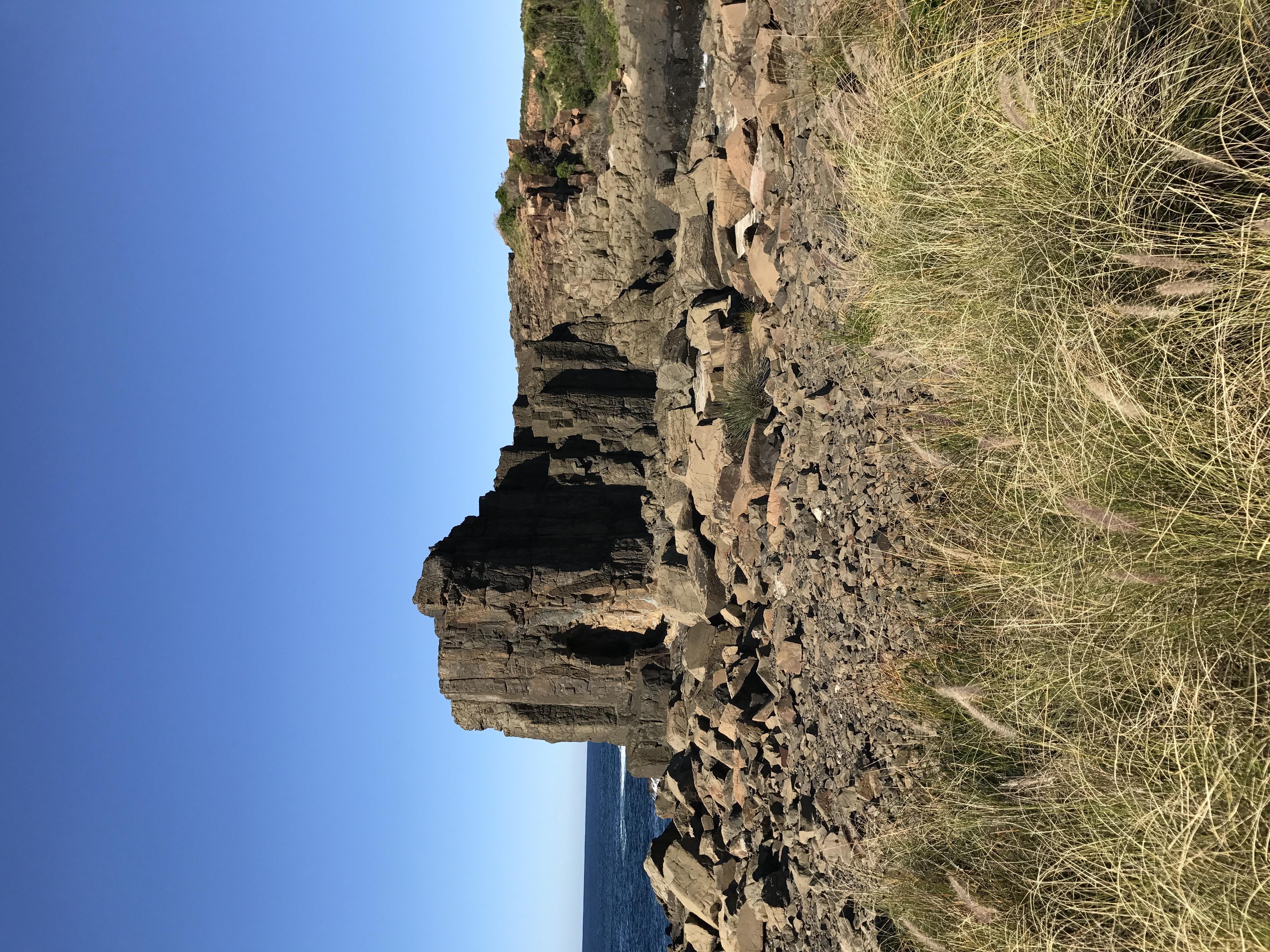 Cathedral Rocks Kiama NSW Australia