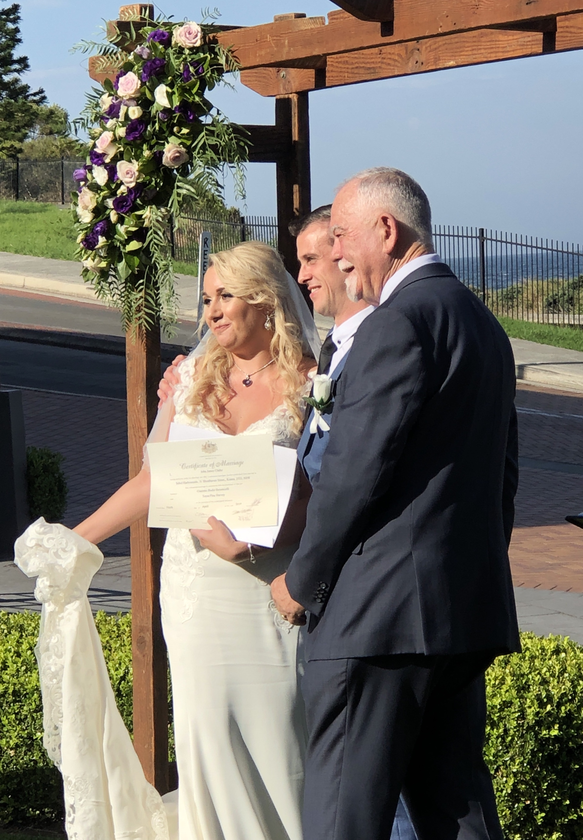 Minnamurra NSW Marriage Ceremony