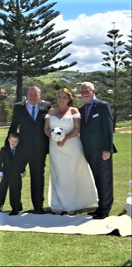 Kiama Headland Wedding