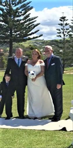 Kiama Headland Wedding