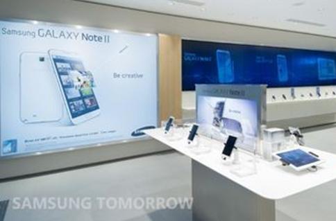 Samsung Tomorrow - Display View