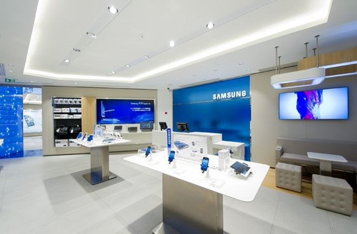 Samsung Tomorrow - Wide View Right