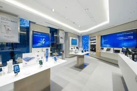 Samsung Tomorrow - Wide View Left