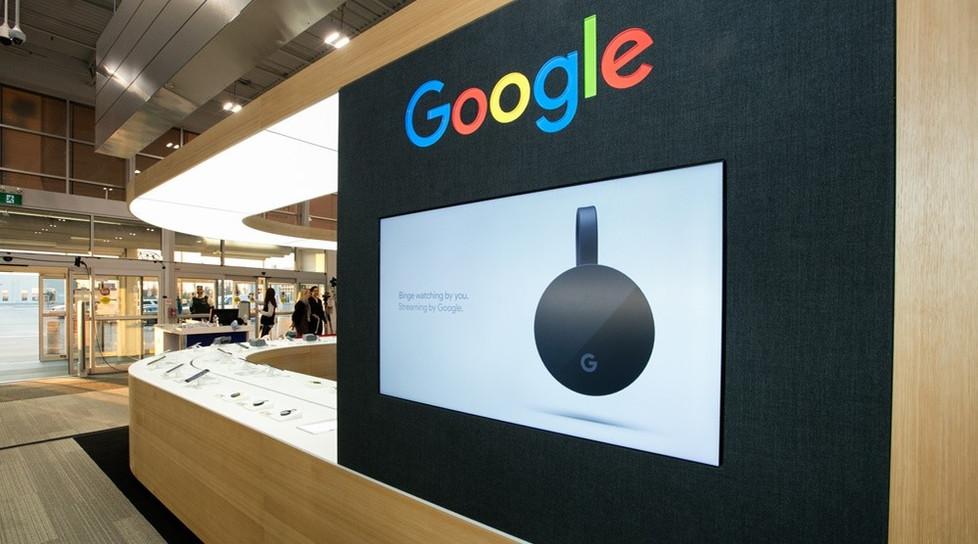 Google - Sign
