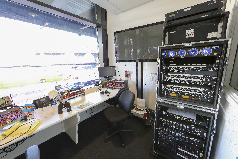 Show Control Room