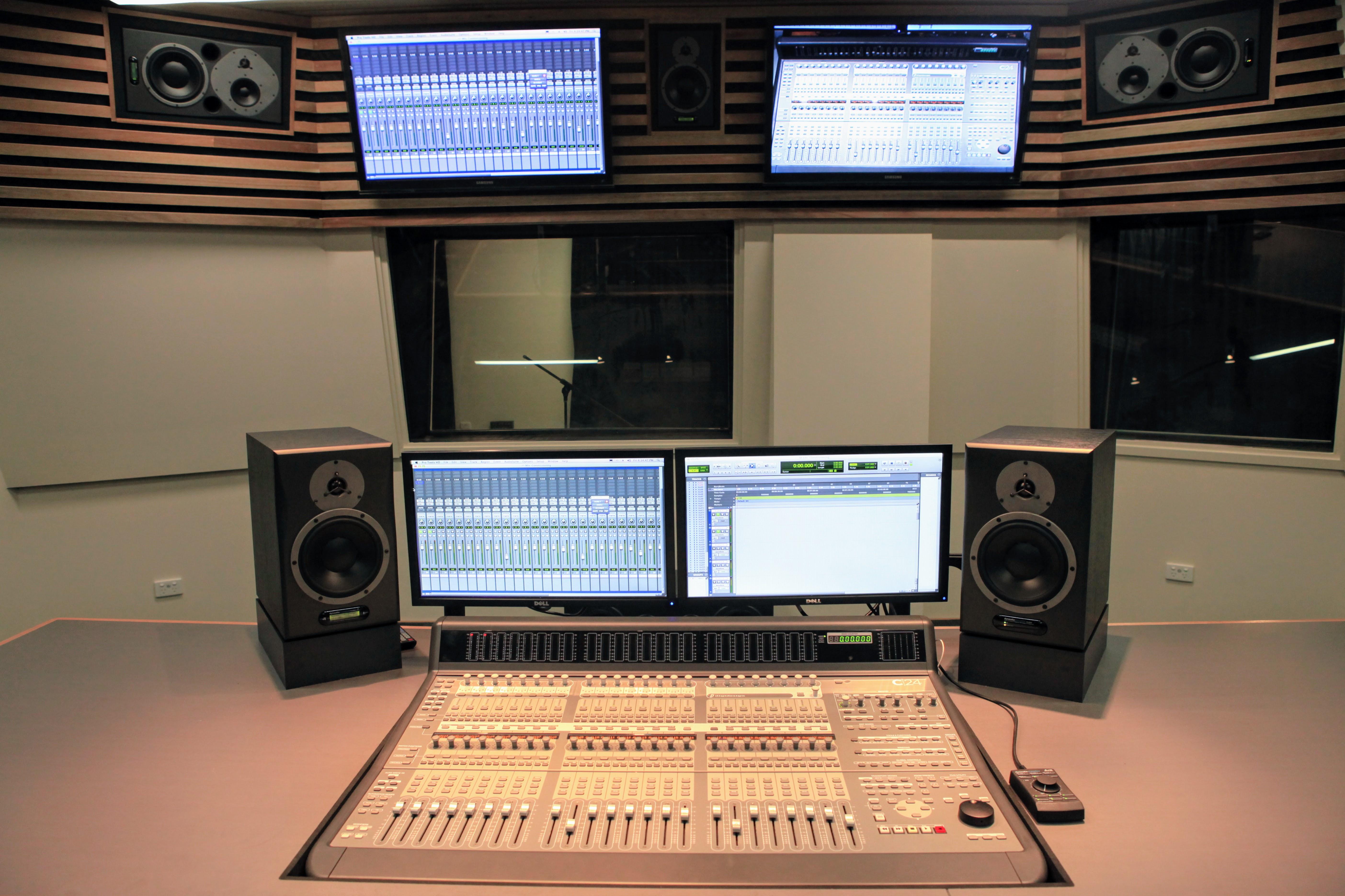 SCCVC Studio