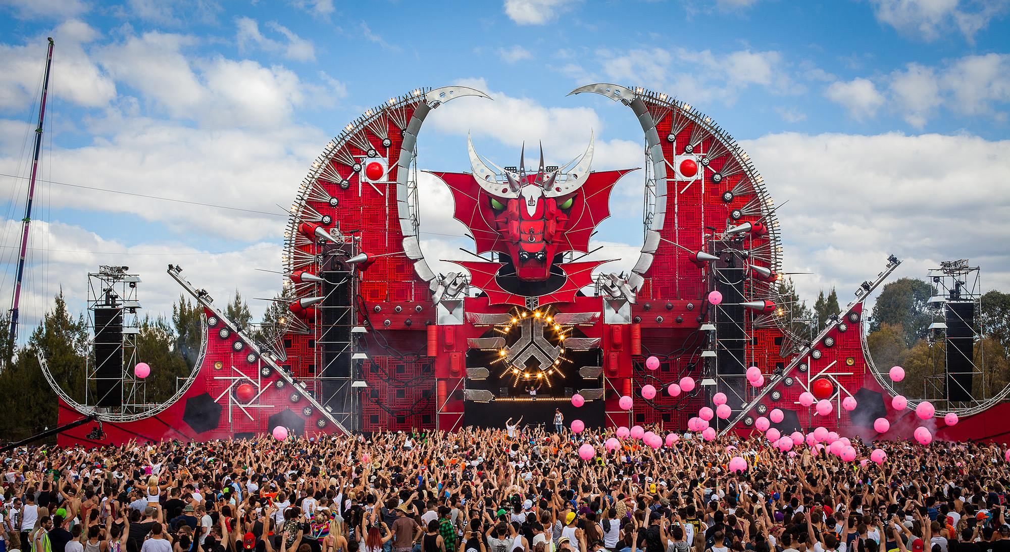 Defqon1 main stage