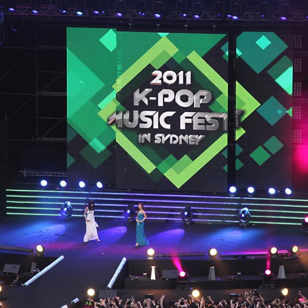 K-POP Music Festival in Sydney