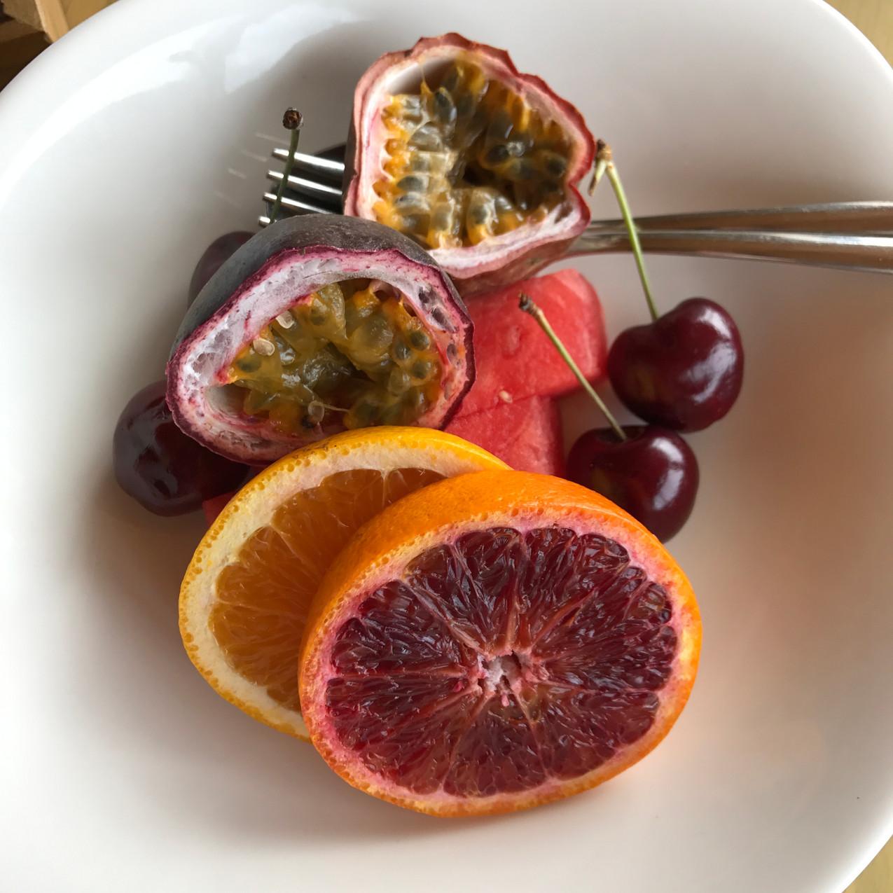 Seasonal fruits of Tasmania