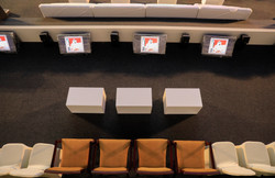 VVIP seats