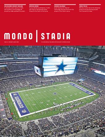Mondo Stadia MCG story