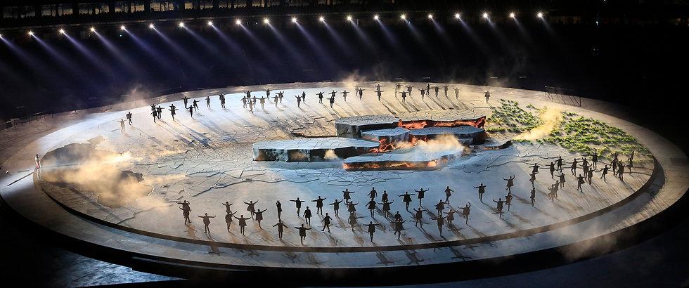 Baku 2015 European Games Ceremonies