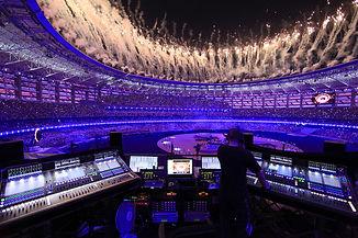 Baku 2015 FOH