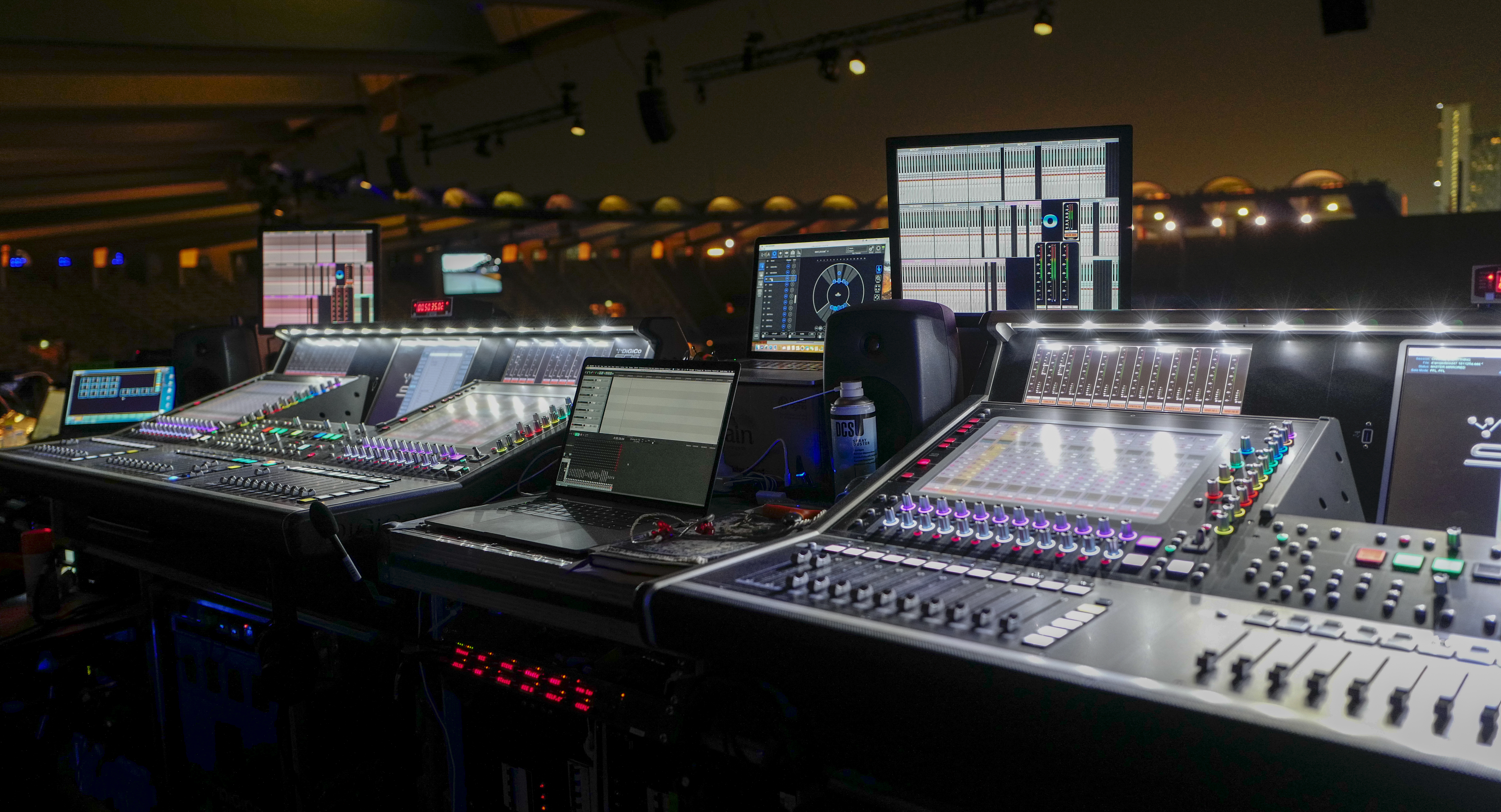 ND47 consoles