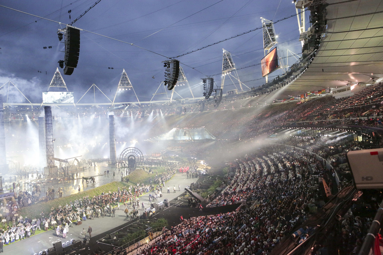 London 2012 PA