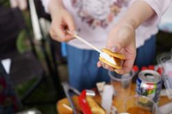 Sep. BBQ at お台場潮風公園
