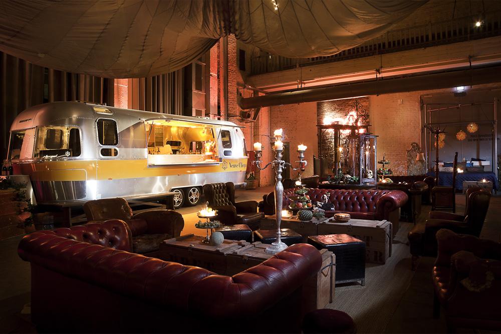 Verve Clicquot Lounge