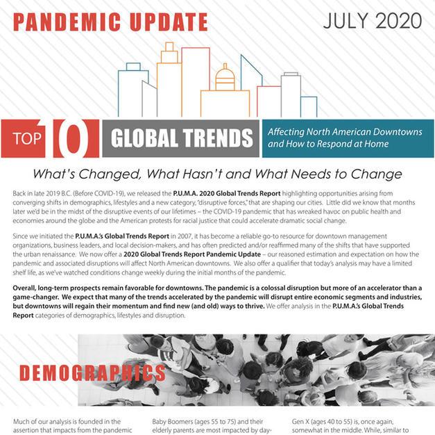 Global Trends Pandemic Update 2020