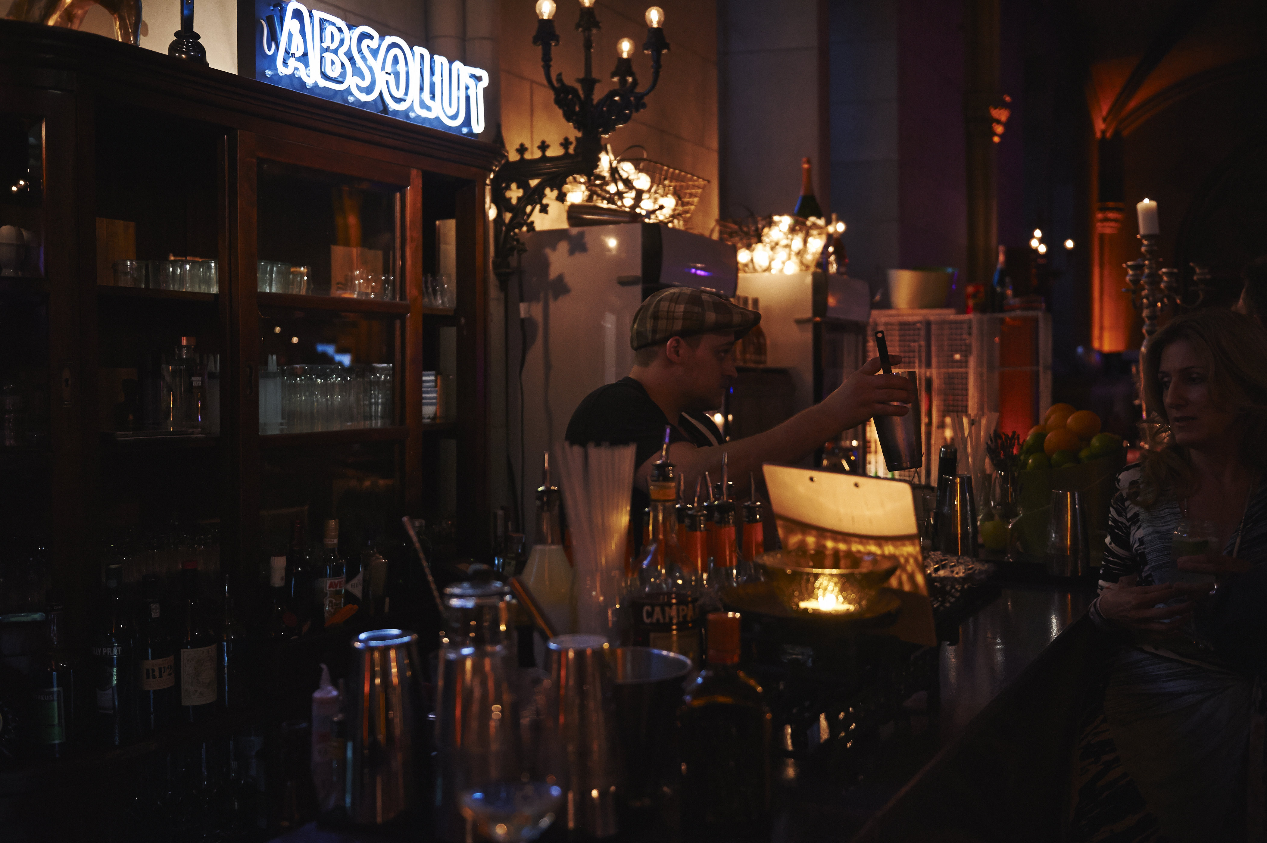 Absolute Vodka Bar