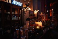 Absolute Vodka Bar