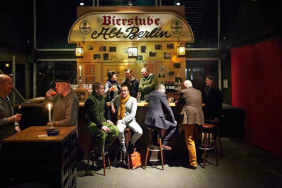Social Sculpture Alt Berlin Platoon