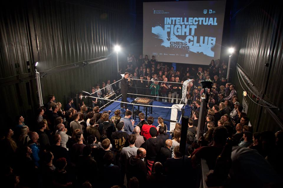 Chess Boxing -Fight Club