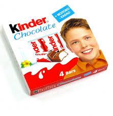Киндер шоколад 50гр