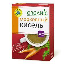 Кисель морковный (овсяно-льняной) 150г