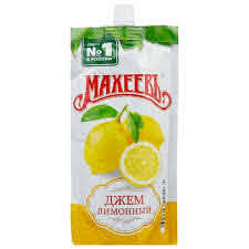 Джем лимонный 300г д/п с доз.Махеев