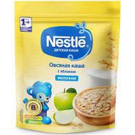 Каша молочная овсяная с яблоком 220гр Nestle *