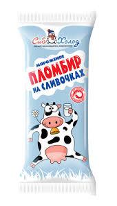 Эскимо Пломбир на сливочках ванильный 12% 70г Сибхолод *