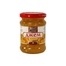 Джем лимонный 280г ст/б твист Стоевъ *