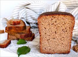 Хлеб ржано-пшеничный (половинка) 0.3кг Втюрин Ю.А.