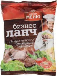 Бизнес Ланч Лапша яичн. в ассорт. м/у 45г
