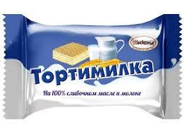 Конфеты Десерт Тортимилка плюс 1кг Акконд