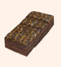 Шоколадка пирож. 350г (4шт)