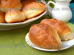 Пирожок капуста -мясо 100г